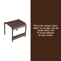 Luxembourg Low Table Small - Russet