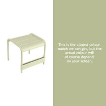 Luxembourg Low Table Small - Willow Green