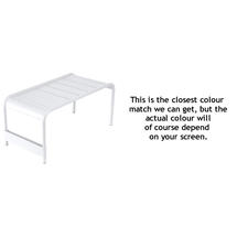 Luxembourg Low Table Large - Cotton White