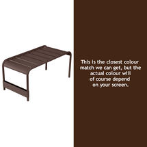 Luxembourg Low Table Large - Russet