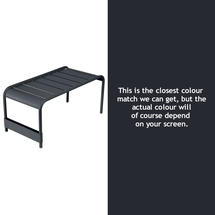 Luxembourg Low Table Large - Anthracite