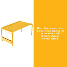 Luxembourg Low Table Large - Honey