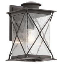 Argyle Medium Outdoor Wall Light