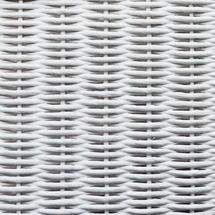 Dovile 2 Seater Sofa - Pure White