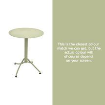 Ariane Round Table - 60cm - Willow Green