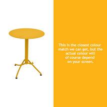 Ariane Round Table - 60cm - Honey