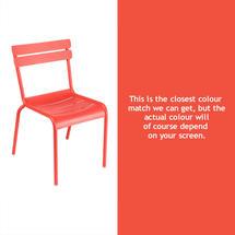 Steel Luxembourg Chair - Capucine