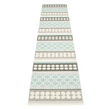 Asta - Pale Turquoise - 70 x 360