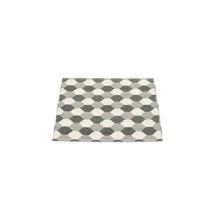 Dana - Warm Grey/Charcoal/Vanilla - 70 x 60
