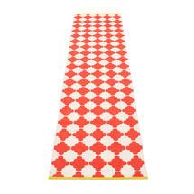 Marre - Coral Red/Vanilla/Mustard Edge - 70 x 300
