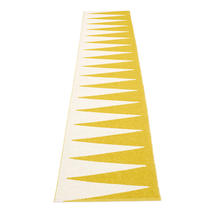 Vivi - Mustard/Vanilla - 70 x 350