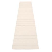 Carl - Vanilla/White - 70 x 350