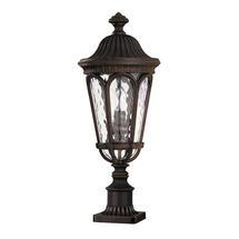 Regent Court Pedestal Lantern