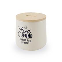 Seed Fund Money Tin