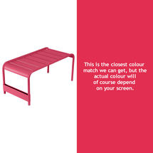 Luxembourg Low Table Large - Pink Praline