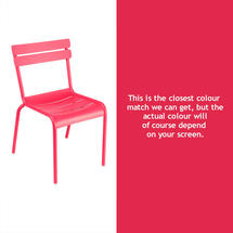 Luxembourg Stacking Chair - Pink Praline