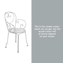 1900 Armchair - Steel Grey