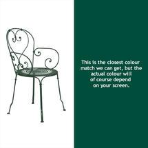 1900 Armchair - Cedar Green