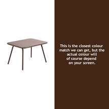Luxembourg Kid Table - Russet