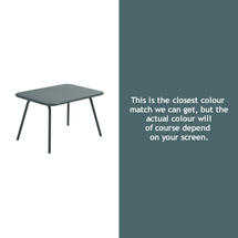 Luxembourg Kid Table - Storm Grey