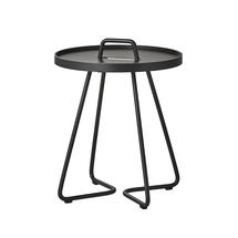 On the Move Side Table - X-Small - Black