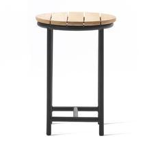 Wicked Outdoor Side Table - Teak Top