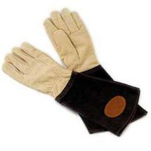 Mens Pruning Gauntlets -Chocolate