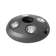 Accu 4 LED Parasol Light