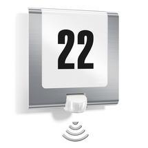 Motion Sensor Square LED Illuminated House Number L220 LED