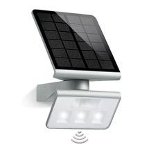 Solar Outdoor Wall Light XSolar L-S Silver