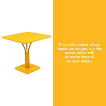 Luxembourg Square Table - Honey