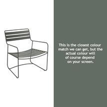 Surprising Low Armchair - Rosemary