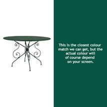 1900 Table 117cm - Cedar Green