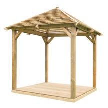 Venetian Pavilion With Deck
