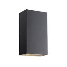 Rold Block Wall Light - Black