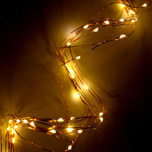 200 Copper Wire LED String Lights
