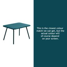 Luxembourg Kid Table - Acapulco Blue