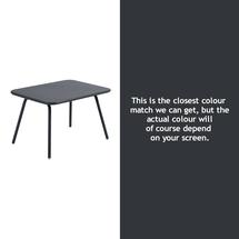 Luxembourg Kid Table - Anthracite