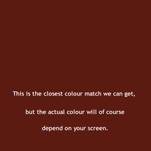 Rythmic Armchair - Red Ochre