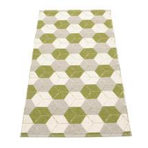 Trip - Olive / Linen / Vanilla  - 70 x 150