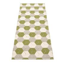 Trip - Olive / Linen / Vanilla  - 70 x 240