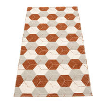 Trip - Rust / Linen / Vanilla  - 70 x 150