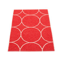 Boo - Red/Vanilla - 70 x 100