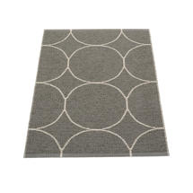Boo - Charcoal/Linen - 70 x 100