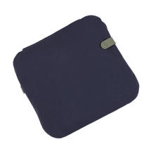 Luxembourg Outdoor Seat Cushion - Night Blue