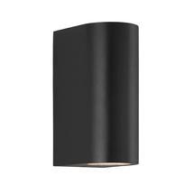 Asbol Outdoor Wall Light - Black