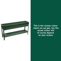 Medium Terrazza Planter - Cedar Green