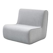 Foam single seater module - Light grey