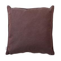 Link Outdoor Scatter Cushion - 50x50cm - Dark Bordeaux