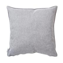 Link Outdoor Scatter Cushion - 50x50cm - Light Grey / Grey